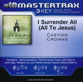 I Surrender All (All to Jesus) Acc, CD