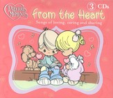Precious Moments From The Heart, 3 CDs