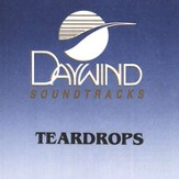 Teardrops, Accompaniment CD