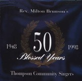 Fifty Blessed Years [Music Download]