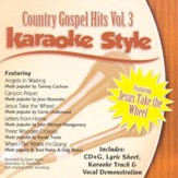Country Gospel Hits, Volume 3, Karaoke Style CD