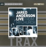 Live From My Church, CD Trax