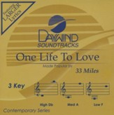 One Life To Love, Accompaniment CD