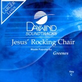 Jesus' Rocking Chair, Accompaniment CD