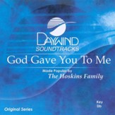 God Gave You To Me, Accompaniment CD