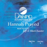 Hannah Prayed, Accompaniment CD