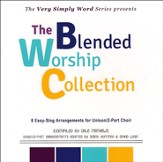 The Blended Worship Collection, Listening CD