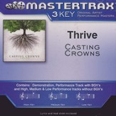 Thrive Acc, CD