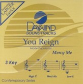 You Reign, Accompaniment CD