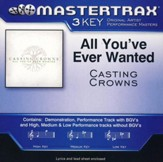 All You've Ever Wanted Acc, CD