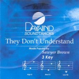 They Don't Understand, Accompaniment CD