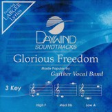 Glorious Freedom, Acc CD