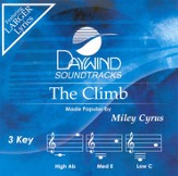 The Climb, Accompaniment CD