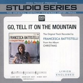 Go Tell It On the Mountain Acc, CD