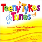 Teeny Tykes & Tunes-Toddler Vol. 1, Stereo CD