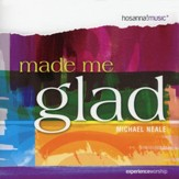 Made Me Glad, Compact Disc [CD]