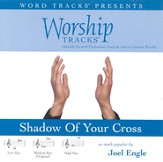 Worship Tracks - Shadow Of Your Cross - as made popular by Joel Engle [Performance Track] [Music Download]