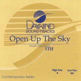 Open Up The Sky, Accompaniment CD