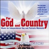 For God and Country CD