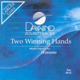 Two Winning Hands, Accompaniment CD