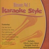 The Hinsons, Volume 1, Karaoke Style CD