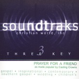 Prayer For A Friend [Music Download]