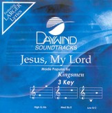 Jesus My Lord, Accompaniment CD