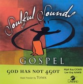 God Has Not 4Got, Accompaniment CD