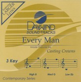 Every Man, Accompaniment CD