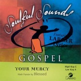 Your Mercy, Accompaniment CD