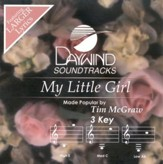 My Little Girl, Accompaniment CD