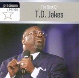 The Best of T.D. Jakes CD
