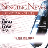 He Set Me Free, Accompaniment CD