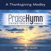 A Thanksgiving Medley, Accompaniment CD