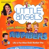 Little Angels Sing About Numbers, CD