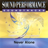 Never Alone, Accompaniment CD