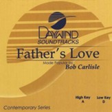 Father's Love, Accompaniment CD