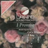 I Promise, Accompaniment CD