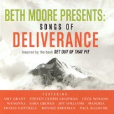 Beth Moore Presents: Songs of Deliverance CD