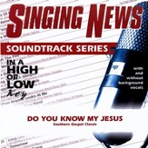 Do You Know My Jesus, Accompaniment CD