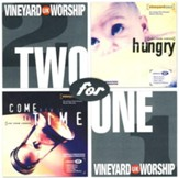 Come Now Is The Time/Hungry CD