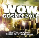 WOW Gospel 2011 CD