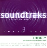Thirsty, Accompaniment CD