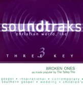 Broken Ones, Accompaniment CD