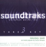 Waging War, Accompaniment CD