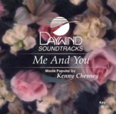 Me And You, Accompaniment CD
