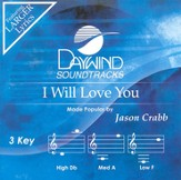 I Will Love You [Music Download]