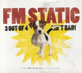 3 Out Of 4 Ain't Bad! The FM Static Anthology, 3 CDs