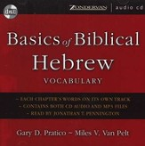 Basics of Biblical Hebrew Vocabulary - Unabridged Audiobook [Download]