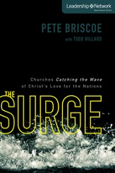 The Surge: Churches Catching the Wave of Christ's Love for the Nations Audiobook [Download]